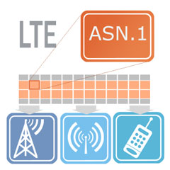 ASN.1 and LTE