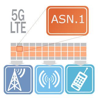 ASN 1 in 5G & LTE